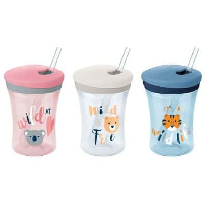 5560571 NUK Action Cup Evolution 230ml composing
