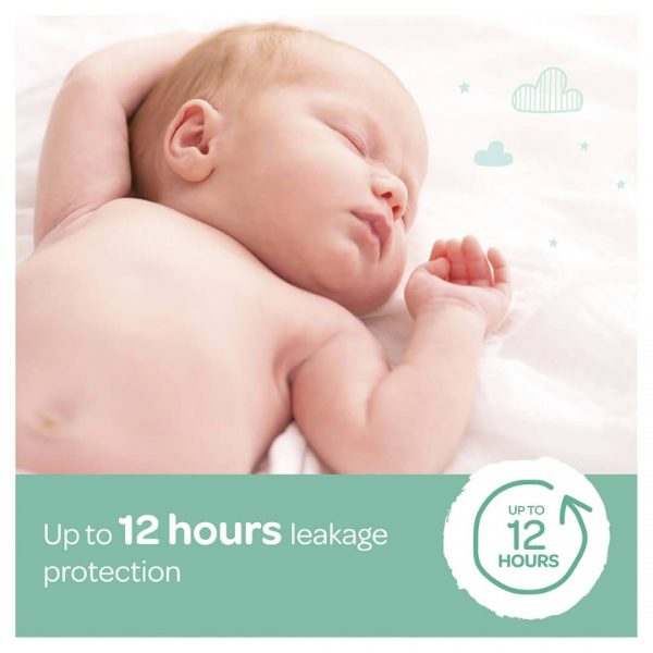 Huggies Infant Nappies Size 2 4 8kg 48 Pack 9