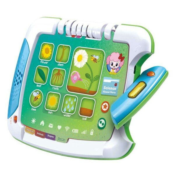 LEAPFROG 2 IN 1 TOUCH LEARN TABLET 3417766112361 HL611236 11