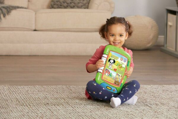LEAPFROG 2 IN 1 TOUCH LEARN TABLET 3417766112361 HL611236 5