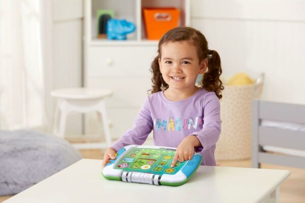 LEAPFROG 2 IN 1 TOUCH LEARN TABLET 3417766112361 HL611236 6