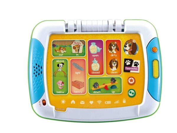LEAPFROG 2 IN 1 TOUCH LEARN TABLET 3417766112361 HL611236 8