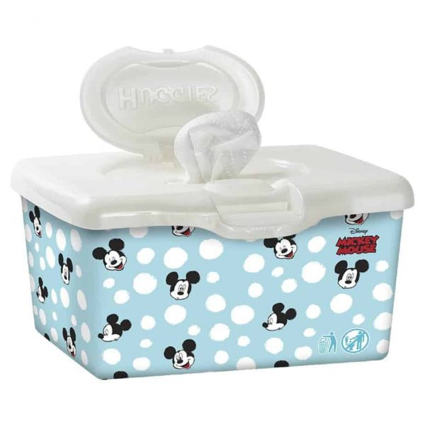 huggies baby wipes fragrance free refillable tub 80 wipes mickey 0 1