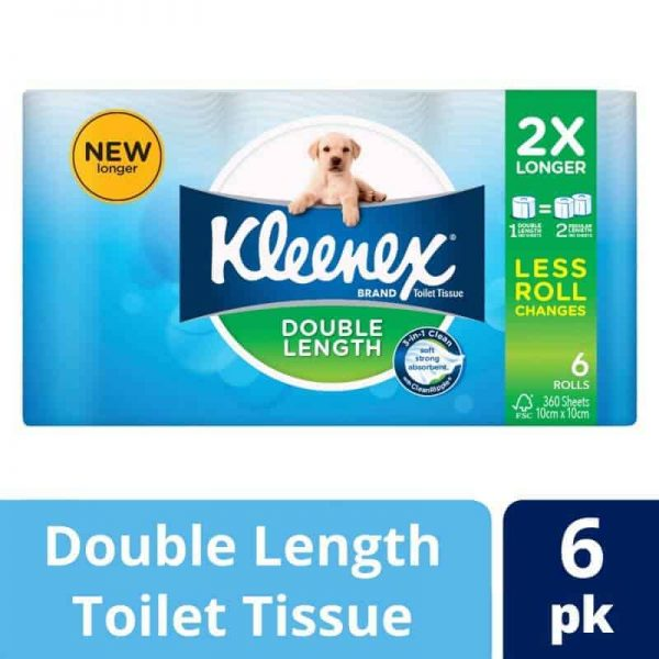 Kleenex-double-length-toilet-tissue-360-sheets-6-pack-70-nd-