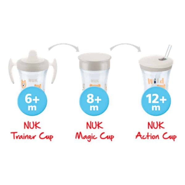Nuk-action-cup-230ml-with-drinking-straw-details