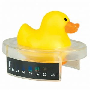 Safety 1st Bath Pal Duck Thermometer-0