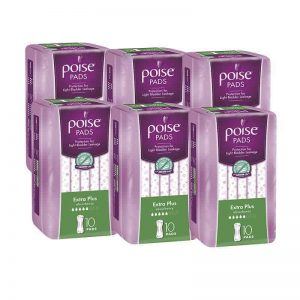 Poise Pads Extra Plus 10s - Shipper-0