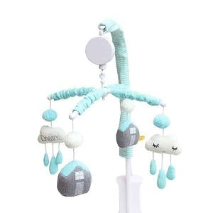 Lolli Living Musical Mobile - My City-0
