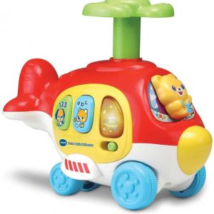 Vtech Spin & Go Helicopter-0