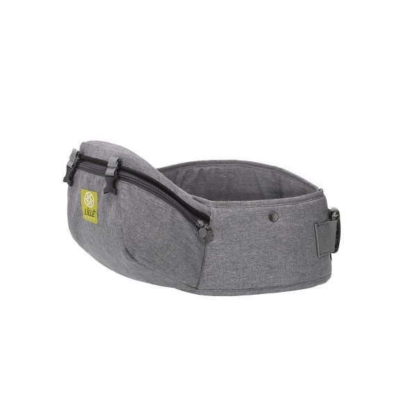 seatme 3.4 heathered grey hip seat only rt