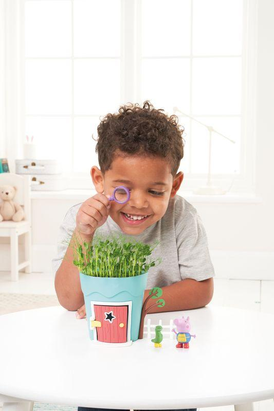 GROW WITH PEPPA PIG POTS GEORGE 5026175991023 PP110SS 3