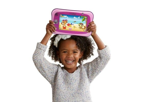Leapfrog Leappad Ultimate Ready For School Tablet Pink 4