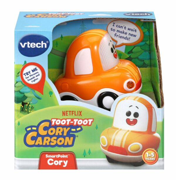 VTECH TOOT TOOT CORY CARSON SMART POINT VEHICLES CORY 3417765232039 H413403 scaled 1