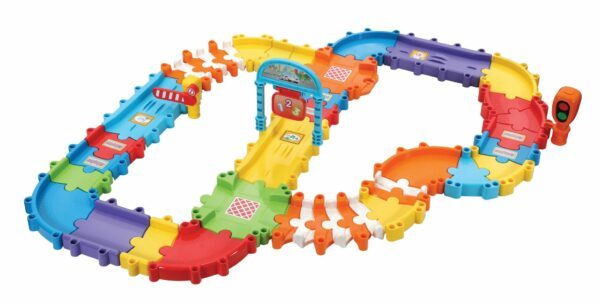 VTECH TOOT TOOT DRIVERS TRACK SET 3417765244032 H524403 4
