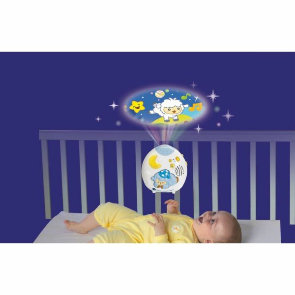 Vtech Baby Lullaby Sheep Cot Light 3