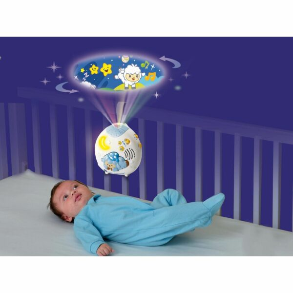 Vtech Baby Lullaby Sheep Cot Light 4