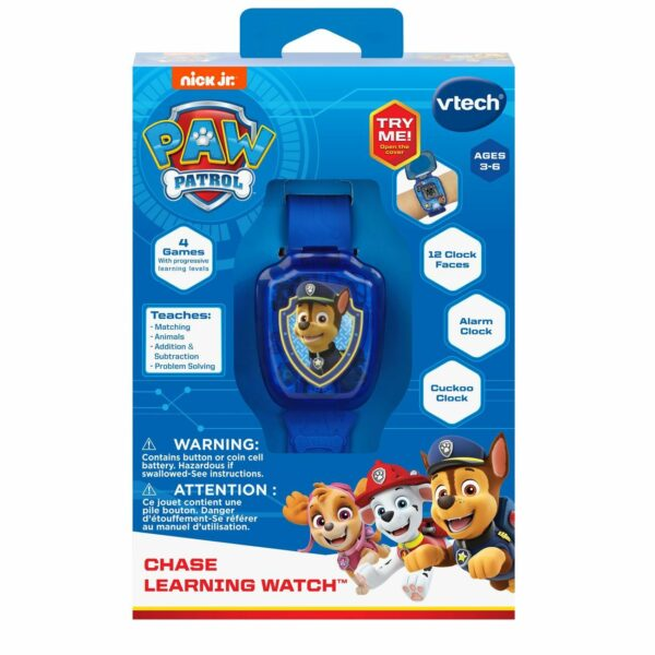 Vtech Paw Patrol Learning Watch Chase 1