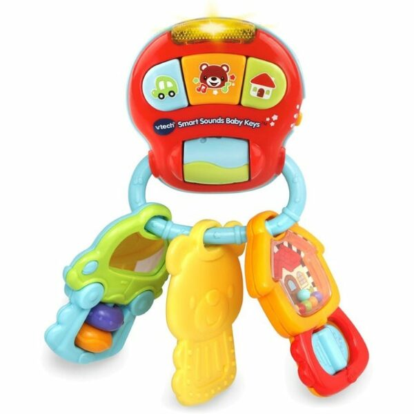 vt vtech drive and discover baby keys 1