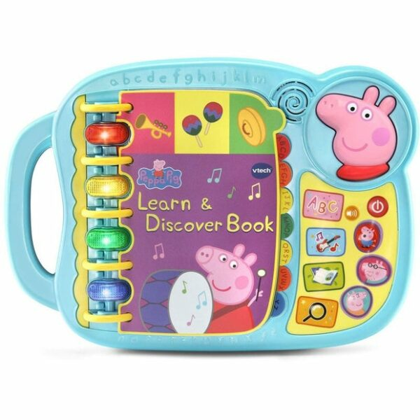 vtech peppa pig learn discover book 3417765180002 1