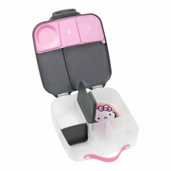 Hello Kitty Lunch Box grey 5 scaled 1